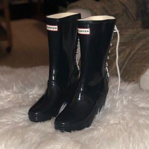 Wedge Hunter Boots